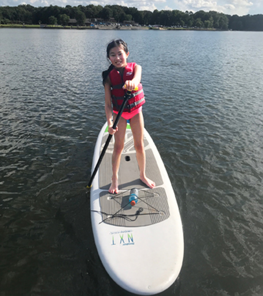 Get on the water and learn to SUP this summer