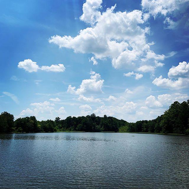 Oak Hollow Lake