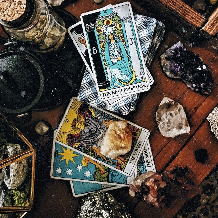 Tarot Readings - In my experience of reading the cards over the past 20 years, I have found that the cards are more like a conduit, a gateway to Guides and Archetypal Beings that reside in the realms beyond this reality. VERY often in my life when I felt lost or confused, when I had no idea how to move through a situation or a certain way of being, or when I did not feel I had a place to go for support, I consulted the cards for wisdom and insight. In all that time the messages have never been something that I did not need to hear. There is ALWAYS valuable insight.