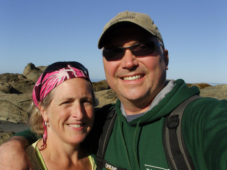 Erin & Doug, Owners of Vashon Adventures (home of Vashon E-Bike & Vashon Watersports)