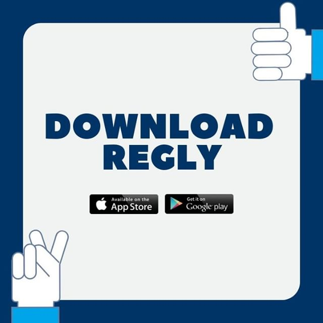 Have you downloaded the Regly app yet? If not, what are you waiting for?