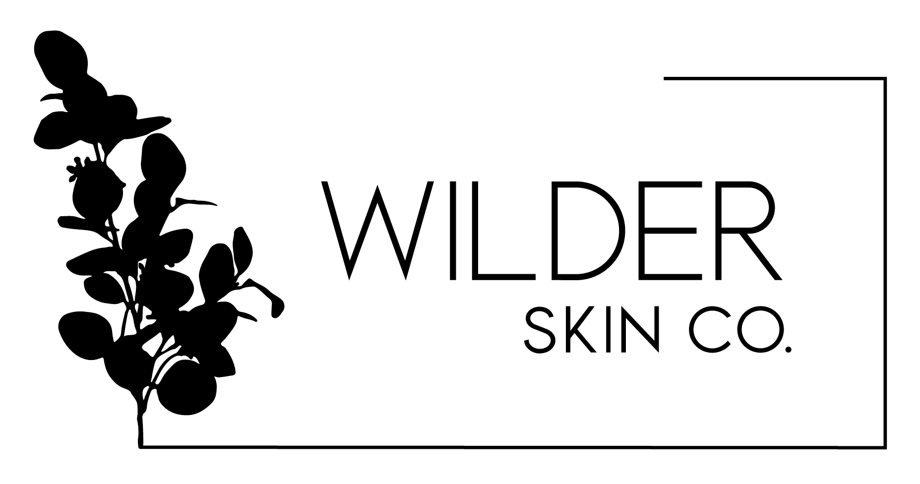Wilder Skin Co. Logo