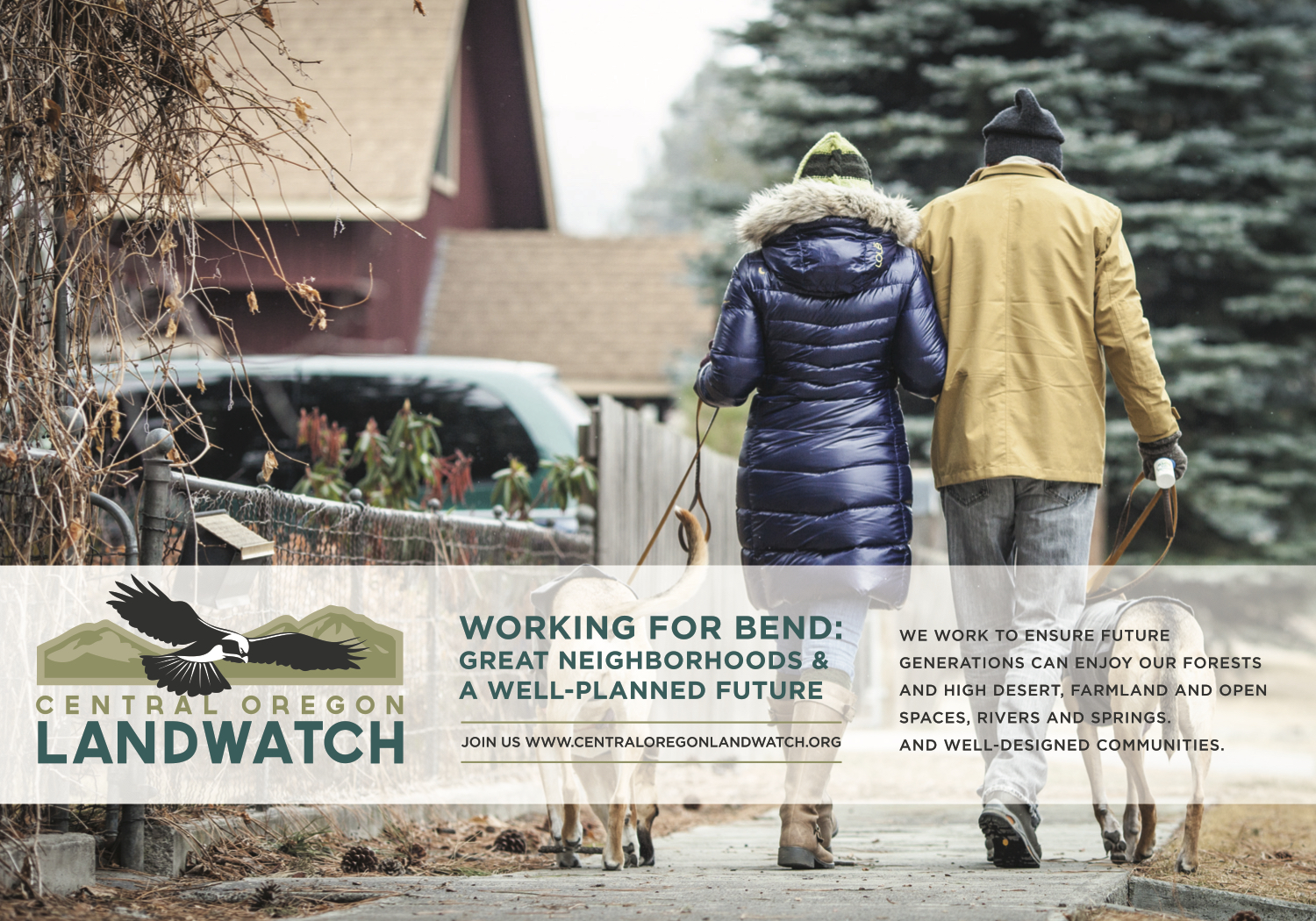 Central Oregon Land Watch ad