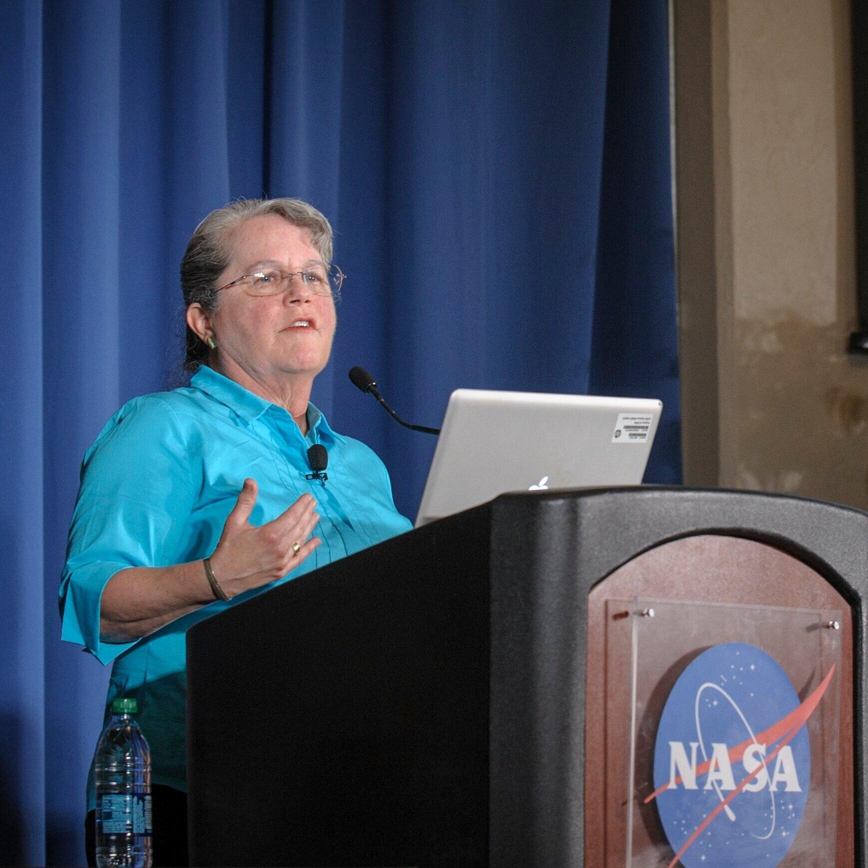 Ruth Globus - ScientistNASA