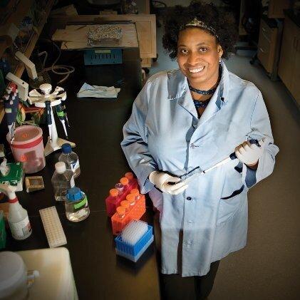Marjannie Eloi Akintunde - Scientist and AdvisorGenentech / UC Davis Internship and Career Center
