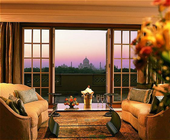 Oberoi Amarvilas - Agra (Australian escorted tours to India)