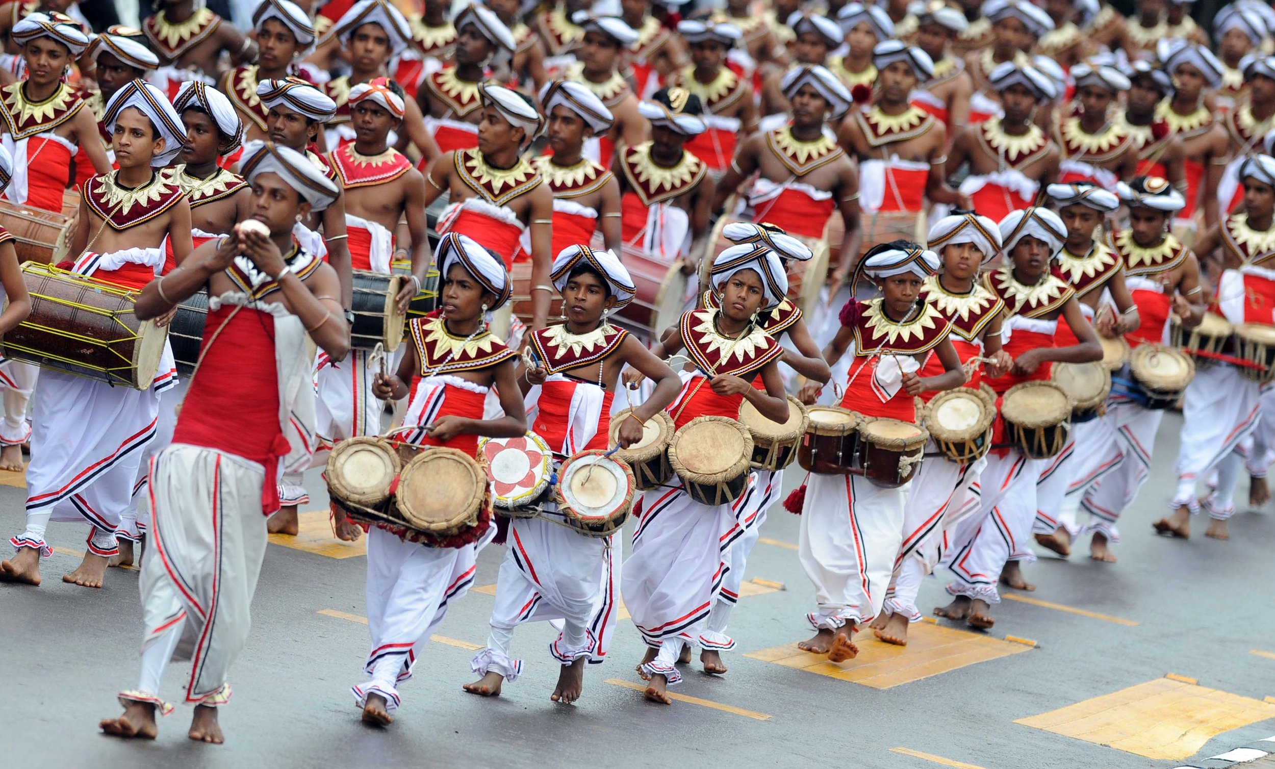 Ceremonial performance (Exclusive tours to Sri Lanka)