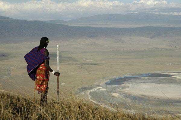 Ngorongoro lookout (Customised Tours to Africa)