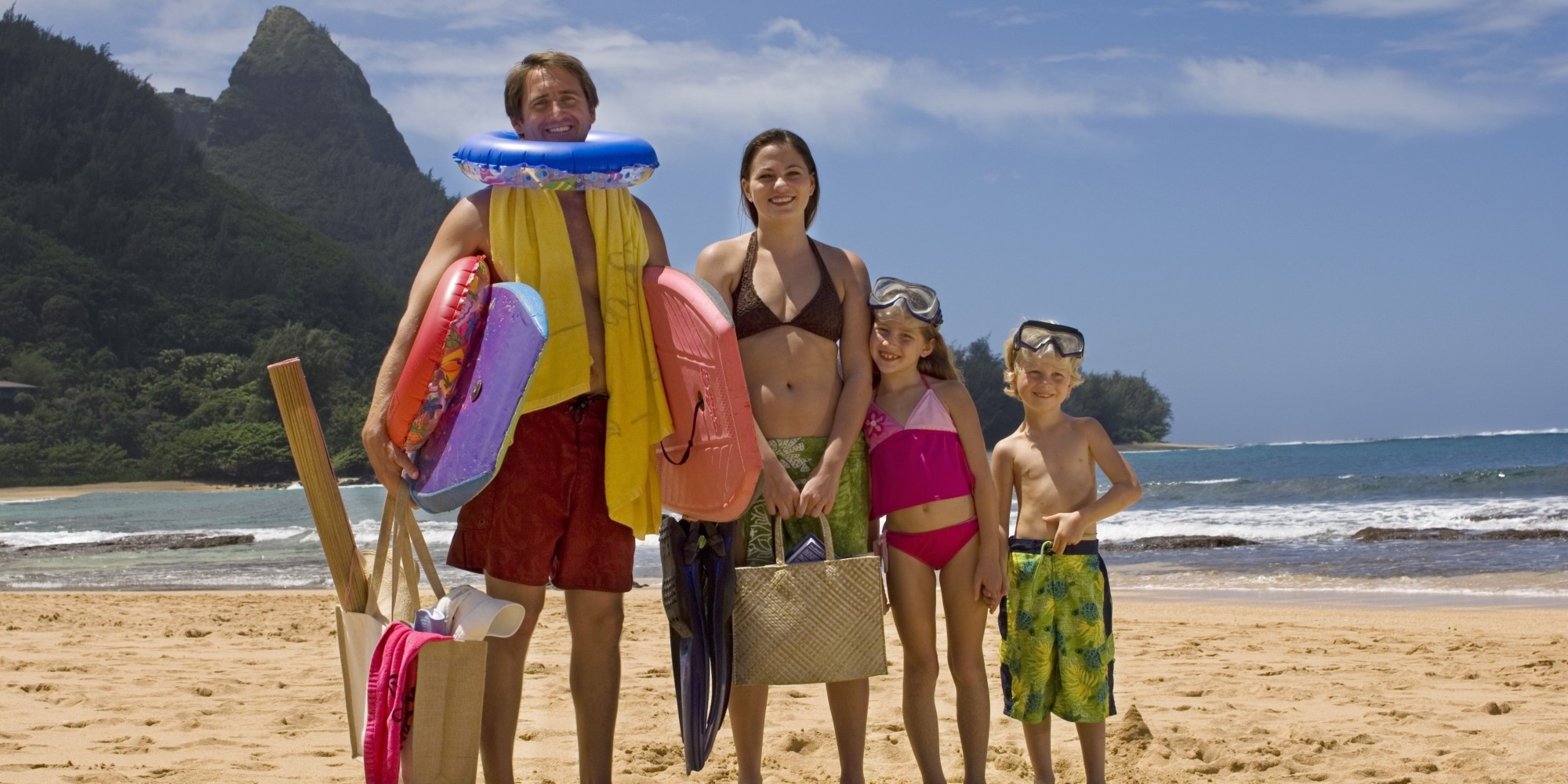 Family holidays (Exclusive Tours to the Islands)