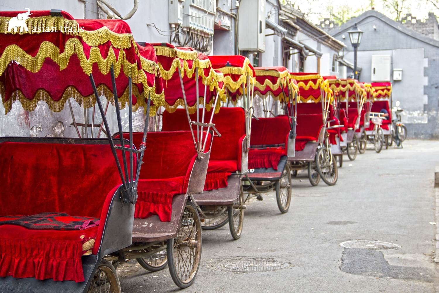 Local transport (exclusive Tours to South East Asia)