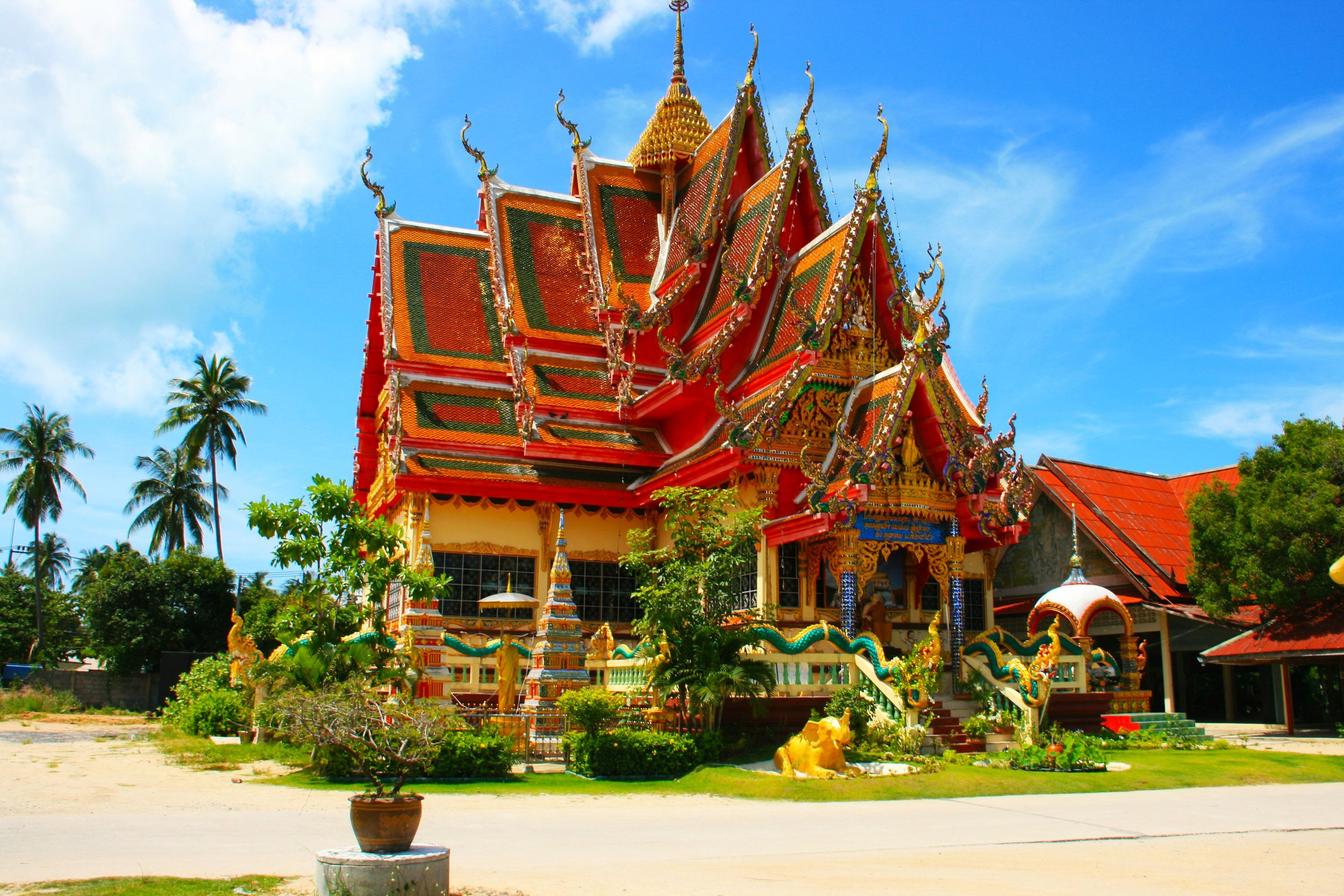 Temples of Thailand (exclusive Tours to South East Asia)