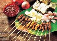 Local food (exclusive Tours to South East Asia)