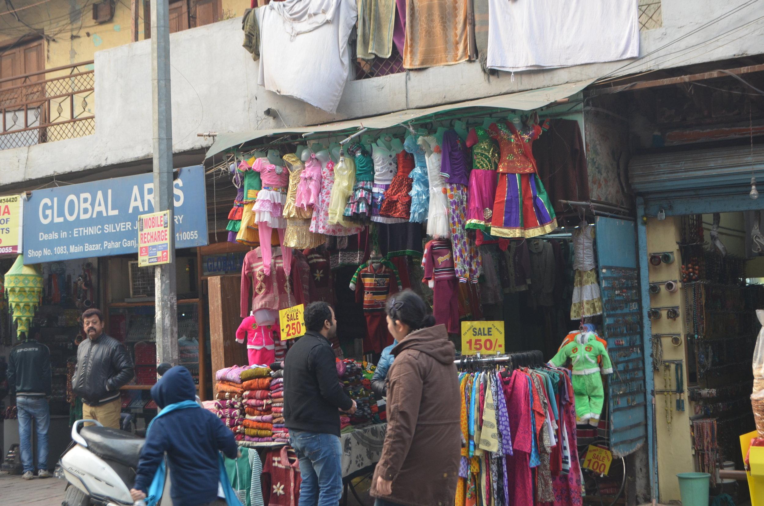 Old Delhi Market tours Beacon Holidays