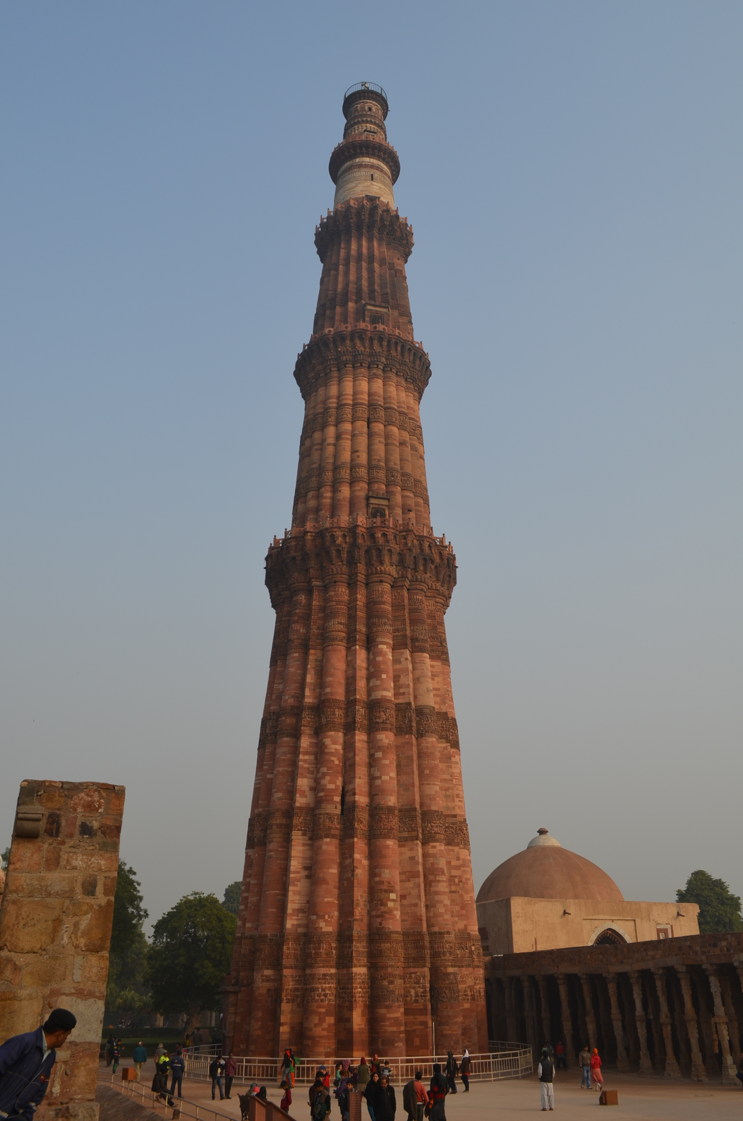 Qutub Minar Beacon Holidays India tours