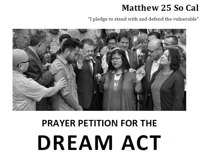 DOWNLOAD THE PRAYER PETITION (BLACK & WHITE)