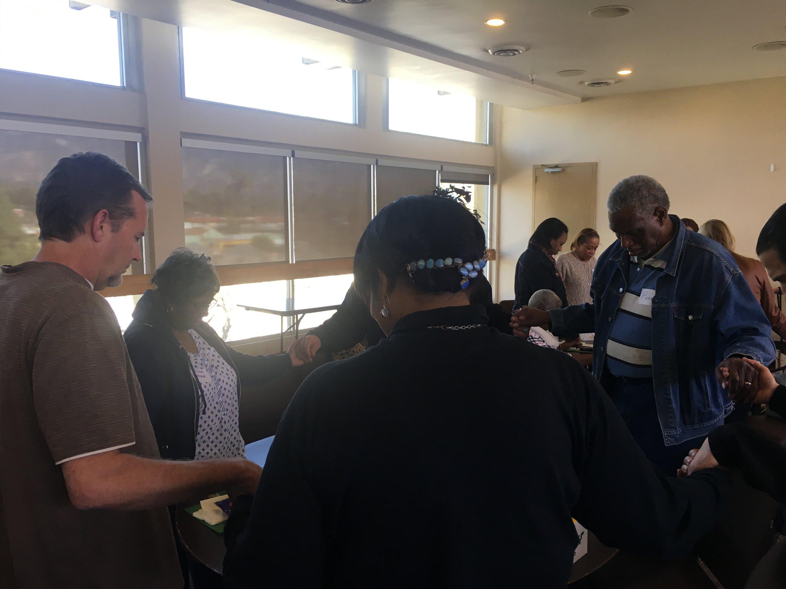 Matthew25 Vision 2018 meeting