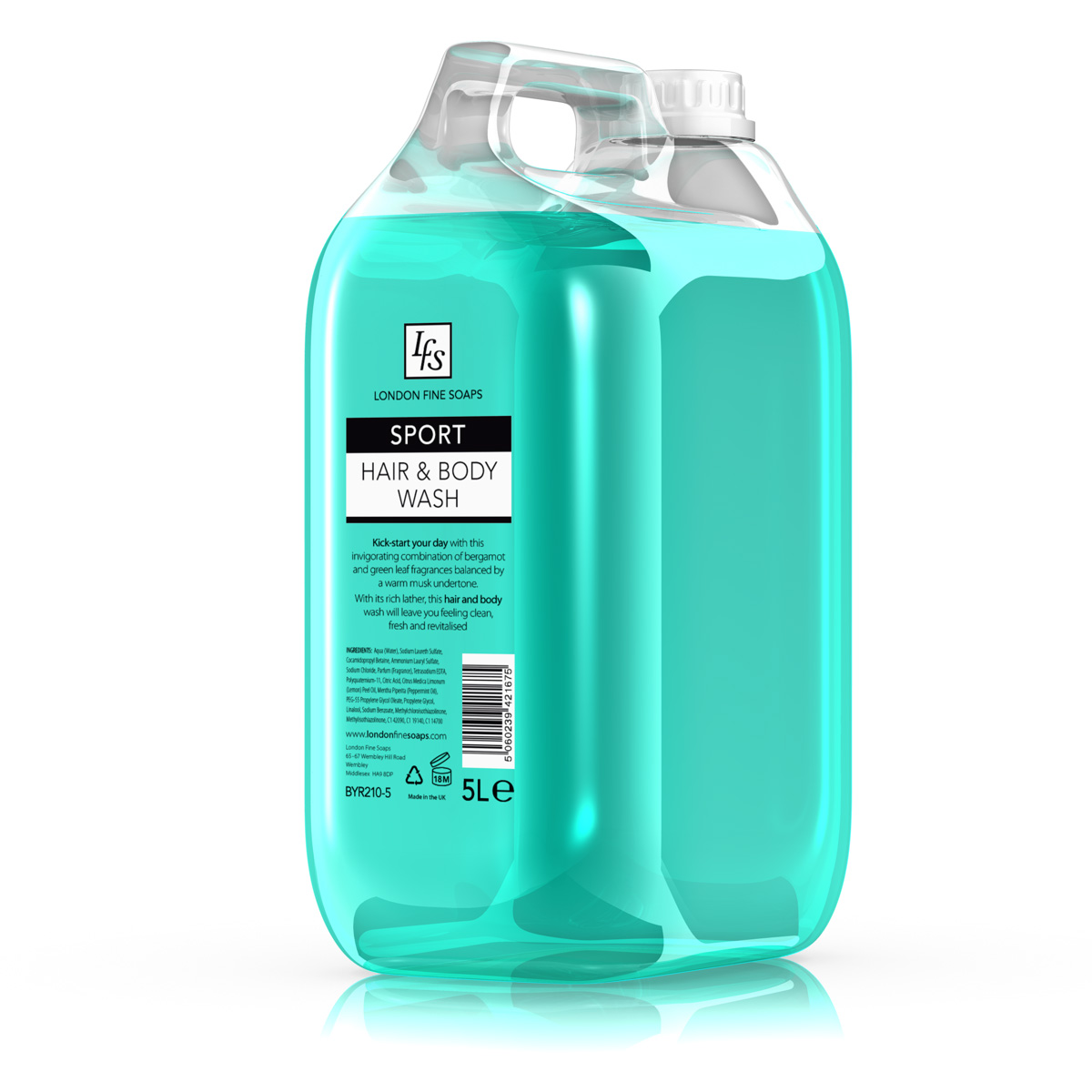 Sport Hair & Body Wash 5L.png