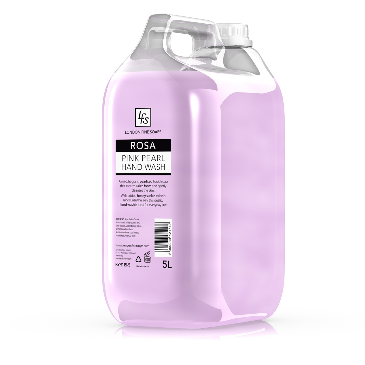 Rosa Pink Pearls Hand Wash 5L.png