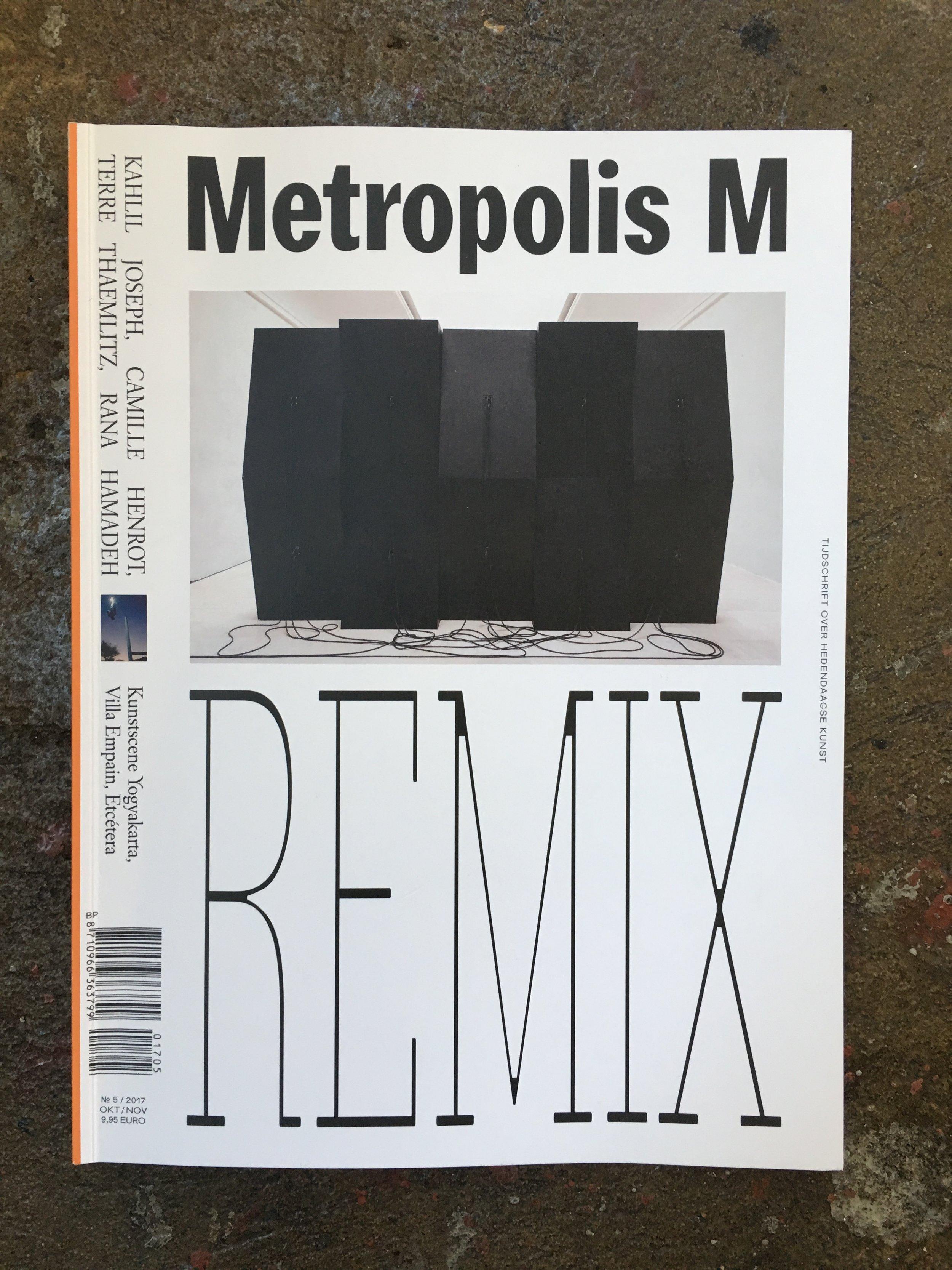 MetropolisM, REMIX