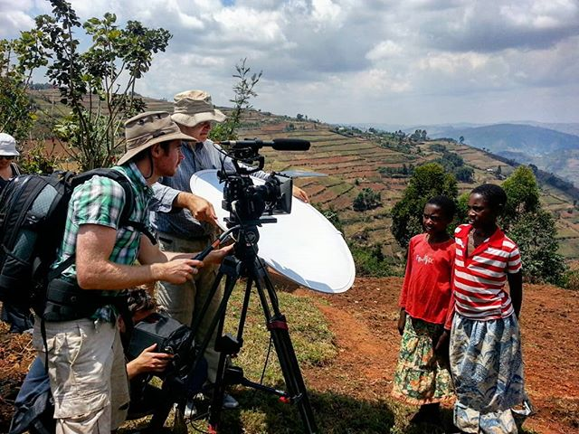 Throwback to 2014 shooting a charity film from @tearfund with @jmauleffinch -  Our story focused primarily around a complete lack of running water in the rural village communities of the mountains of Kabale. And how children as young as 10 would make daily journeys of up to 4 hours to collect water from the nearest lake. The journey was fraught with danger and there would be frequent cases of children being attacked. Ideally through the awareness of the video, Tearfund could raise money to initiate building rain water collecting tanks to alleviate this problem. It was such an eye-opener for me and an experience I won't soon forget. Despite the constant struggle, the families we met in the village were Incredibly friendly and welcoming to us. The landscape was so breathtaking it looked like someone had photoshppped it. There was a limited budget so I knocked together a lightweight-ish camera package that I could essentially carry in my photography rucksack since crew wise it was just myself and the director. We had a C300 and a mixture and Canon EF L Prime and Zoom lenses.  #uganda #africa #charity #charityfilm #filmmaking #filmcrew