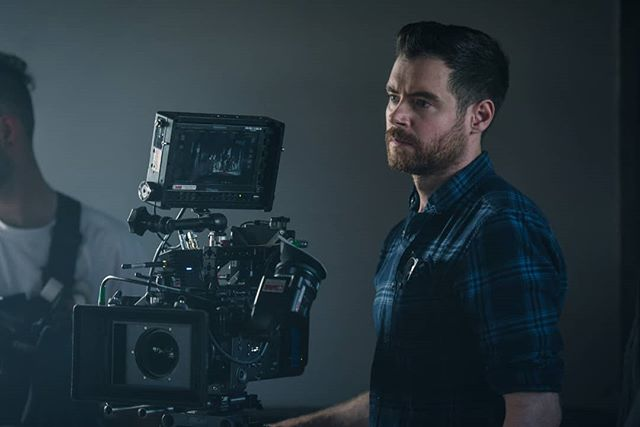 Thanks @michaelcarlophotography for the nice snap. Shooting a stand alone BBC4 horror/comedy drama. http://www.michaelcarlo.co.uk #setlife #cameradept #cameraoperator #bts #behindthescenes #cinematography #drama #television #bbc #behindthescenes