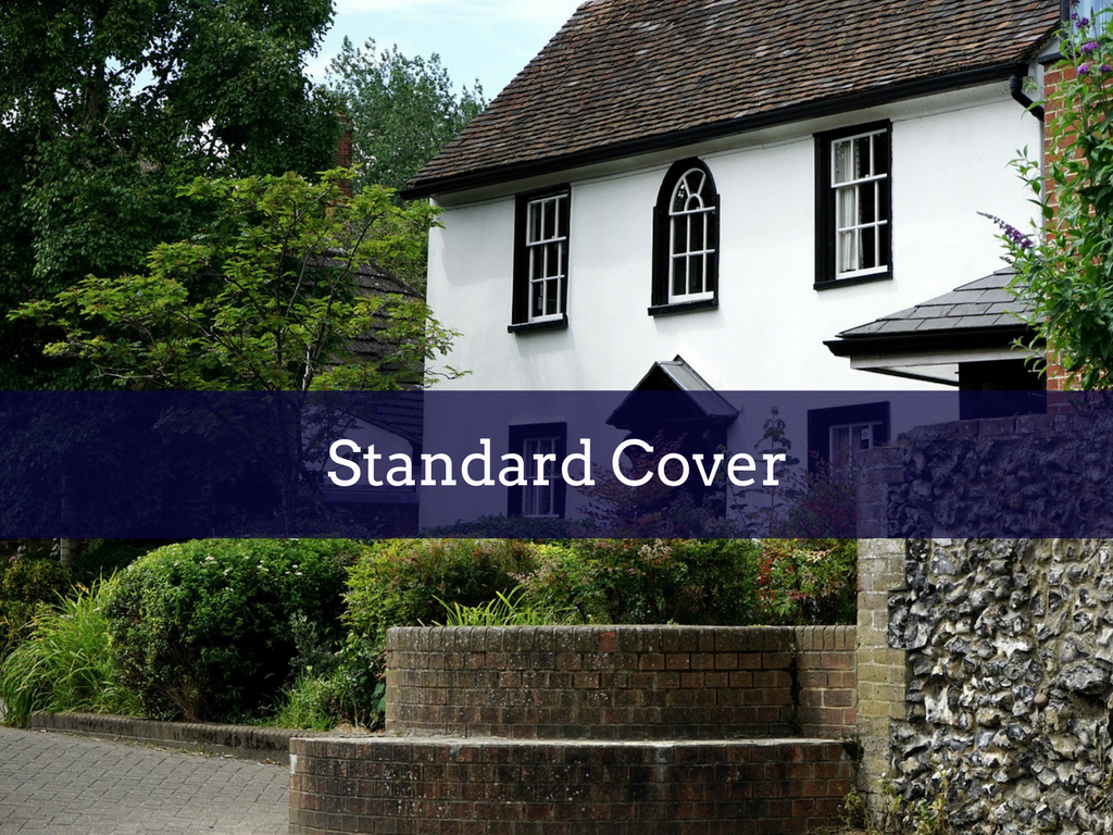 Copy of Standard Home Insurance Cover
