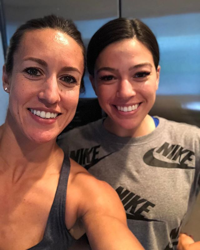 @321gaux and @adriannarose6 will lead you through 20 min yoga 🧘♀️ and 10 min workouts all to be done at the comfort of your own home. Don't have time to leave the house or always traveling? These 30 min workouts will improve mobility, strength and fitness while shredding fat. Sign up today link in bio. #lasvegas #healthy #homeworkout #linkinbio #yoga #wineclub #fitness #strongwomen #fun #wine #transformation #fatloss