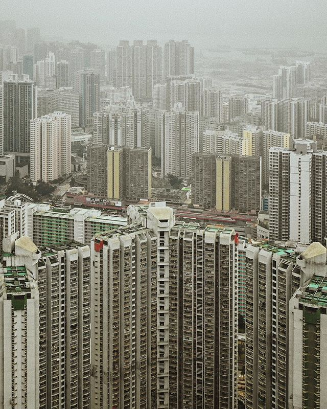 akira ll ♻️ #hongkong #aerial #dji #mavic2pro #tones #skyline #milehigh #photography #aerialphotography #landscape #asia