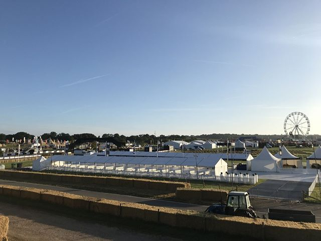 It's a beautiful day here at our third event this week - one that's close to Redwood's heart - @CarFestevent. While Redwood has worked with Brand Events on this for four years to deliver the pre-event and on site safety consultancy, Jim was involved with the very first event back in 2012. Seeing the festival grow and evolve year on year has been a fantastic journey.⠀ ⠀ The paddock is ready for some of the world's most prestigious cars, the stage is built for three nights of live music and the entire site is filled with interesting, fun, innovative and exciting content that promises for a great weekend. It's going to be a good one! ⠀ ⠀ #carfestsouth #eventprofs #bankholidayweekend