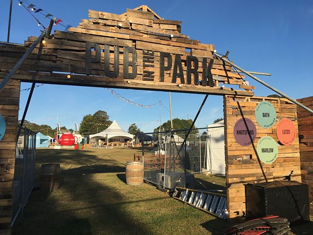 And that's a wrap!⠀ ⠀ Eight Pub in the Parks completed ✅, eight stunning venues ✅, one fantastic team ✅.⠀ ⠀ These events marked the start and end of Redwood's busy summer, and as we worked through each one it was clear to see how @pubinthepark has really captured the hearts of foodies and music lovers across the UK. Their popularity has grown amazingly since the first one, with over a hundred thousand people this year sampling Michelin star quality food in a way they've never been able to before.⠀ ⠀ Working with brilliant suppliers and alongside an awesome Brand Events team -  looking forward to what 2020 may hold! 🙌