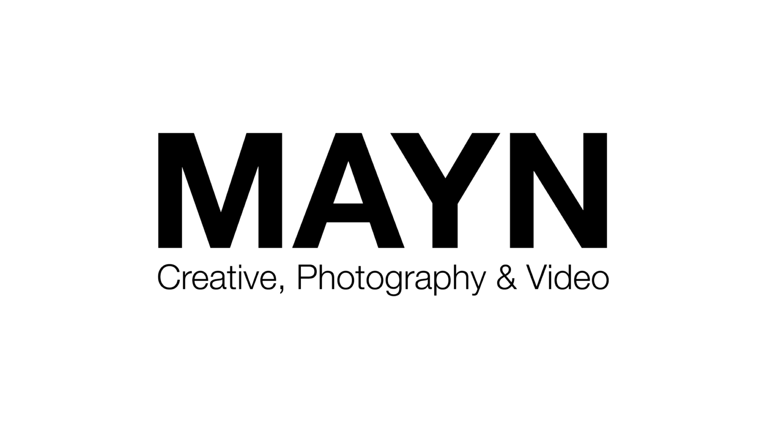 MAYN - CREATIVE, PHOTOGRAPHY AND VIDEO AGENCY WITHIN FALMOUTH UNIVERSITY.WEBSITE CONSULTATION AND BUILD.