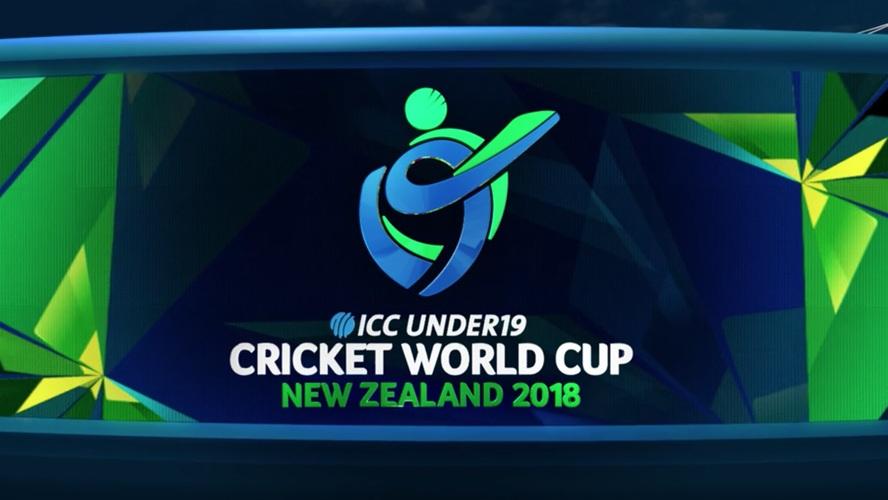 ICC u19 Cricket World Cup 2018