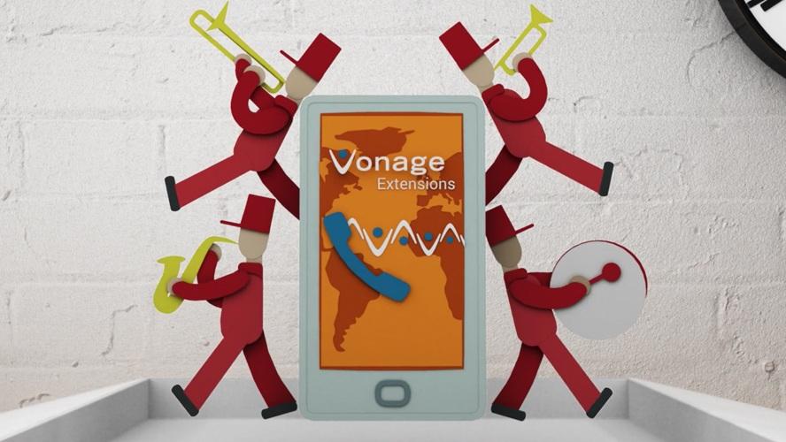 Vonage/ WDMP - Online Explainer film