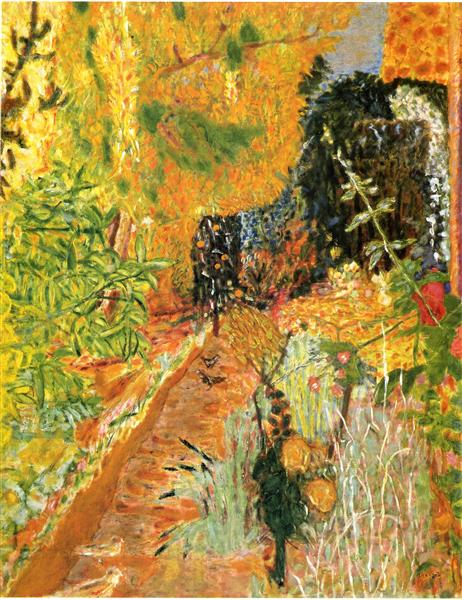 Denise Fasanello Flowers - Bonnard and Flowers 1.jpg