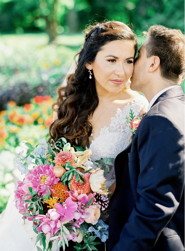 Wedding - Colorful Fete - Floral Design by Denise Fasanello Flowers - Photos by Alicia Swedenborg - 1.png