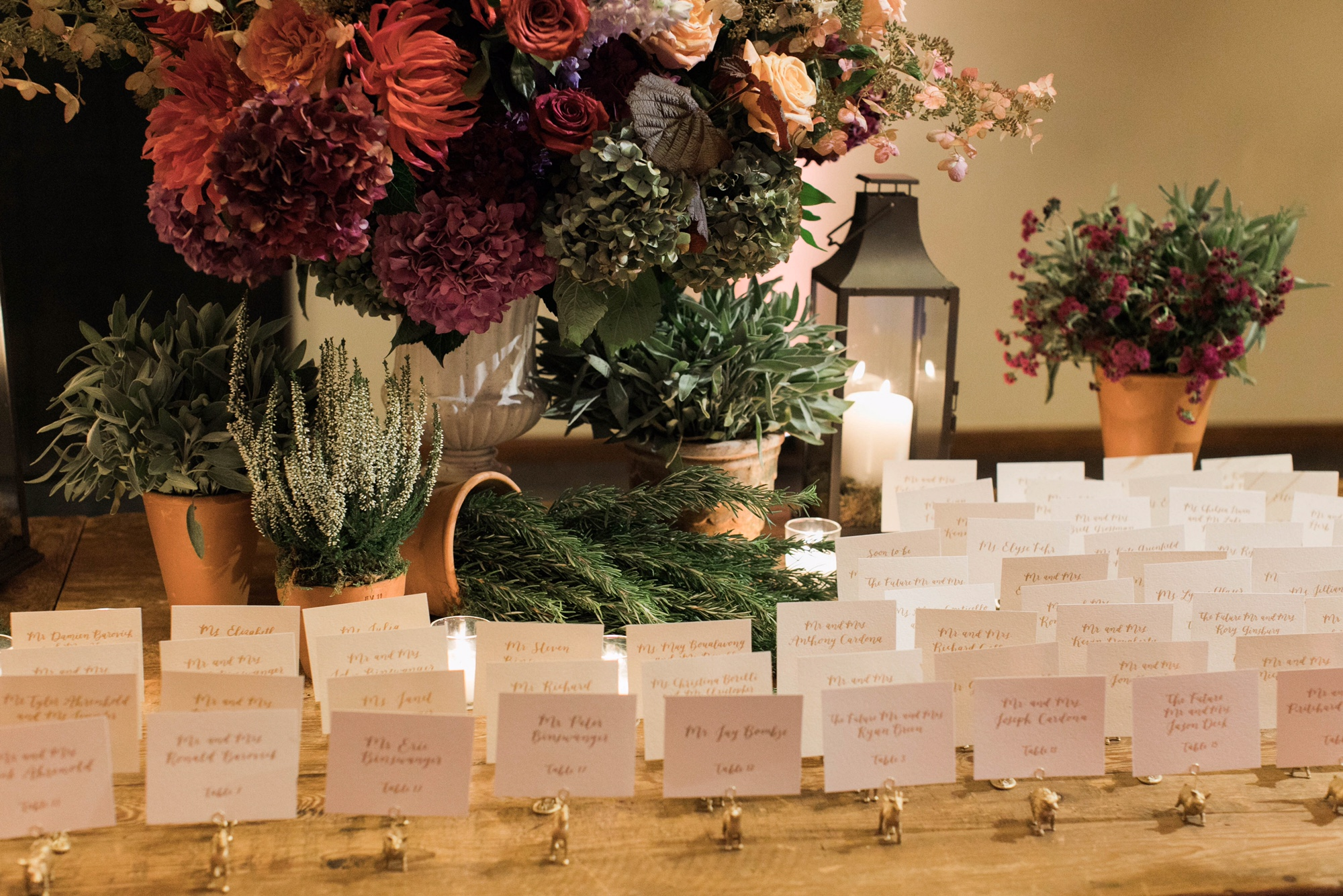 Elegant Affair Wedding at the Farm - Flowers by Denise Fasanello Flowers - Photos by Meg Miller 9.JPG
