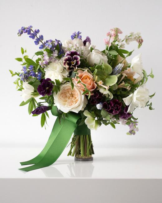 Pretty English Garden bouquet