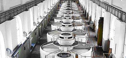 Leittechnik für Wasserkraftwerke -