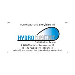 HYDRO-CONSTRUCT Ges.m.b.H.