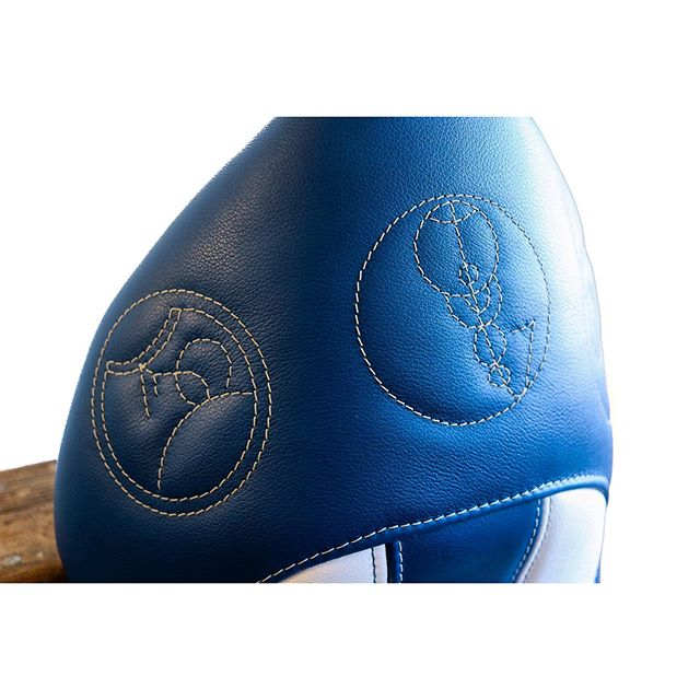 Yes I speak Gallifreyan. | #drwho #mavenseats . . . . . . . . . Photo by @morganlookphotography #customseat #alwaysleather #leatherisbetter #motorcyclseat #leatherseat #gallifreyan #blueandwhite #customharley #thehogring #sportster