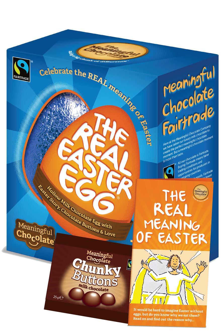 St Marys Hampton Order Your Easter Egg