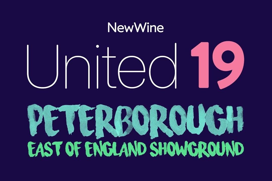 New Wine United 19 Logo