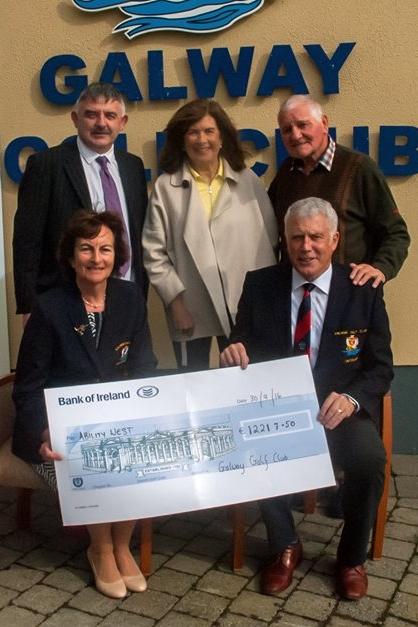 galway golf club fundraiser