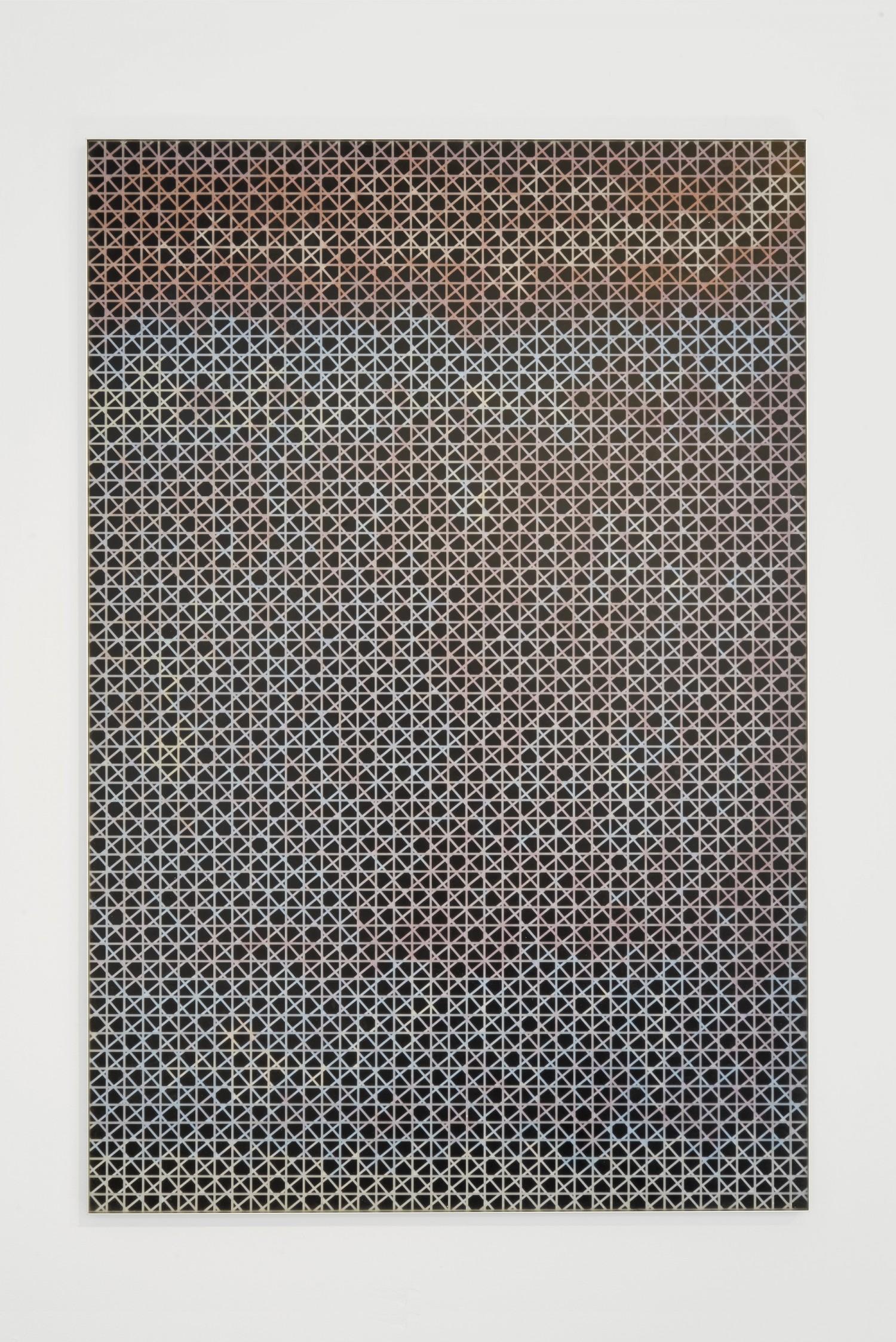 Tools , 2015, plexiglas, inchiostro, 120 x 80 cm