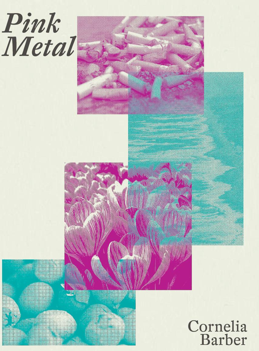 Pink Metal by Cornelia Barber