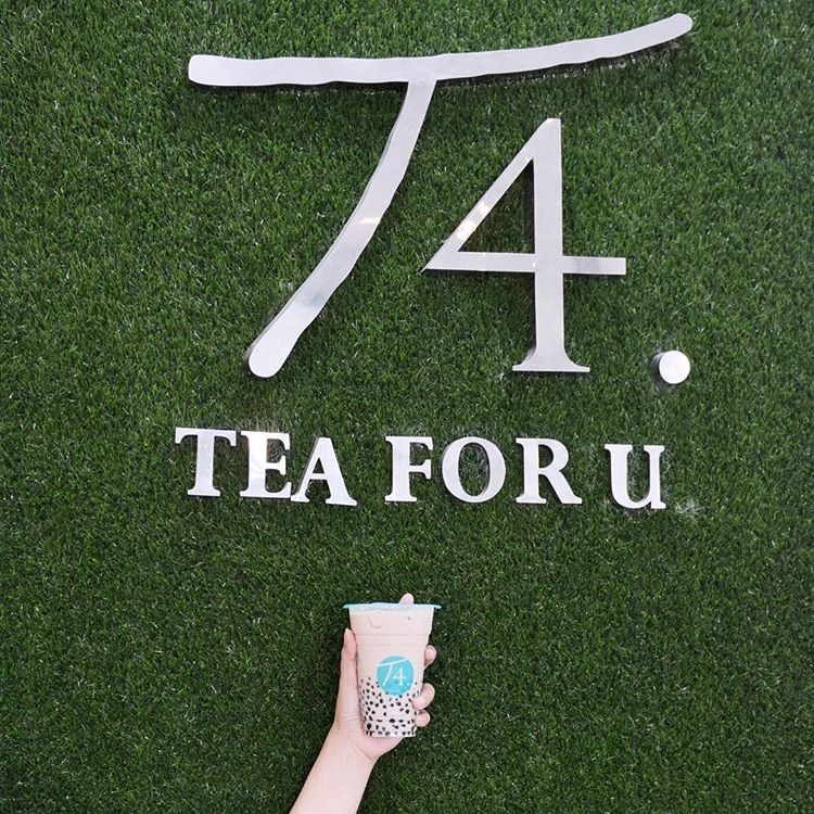 T4- Bubble Tea