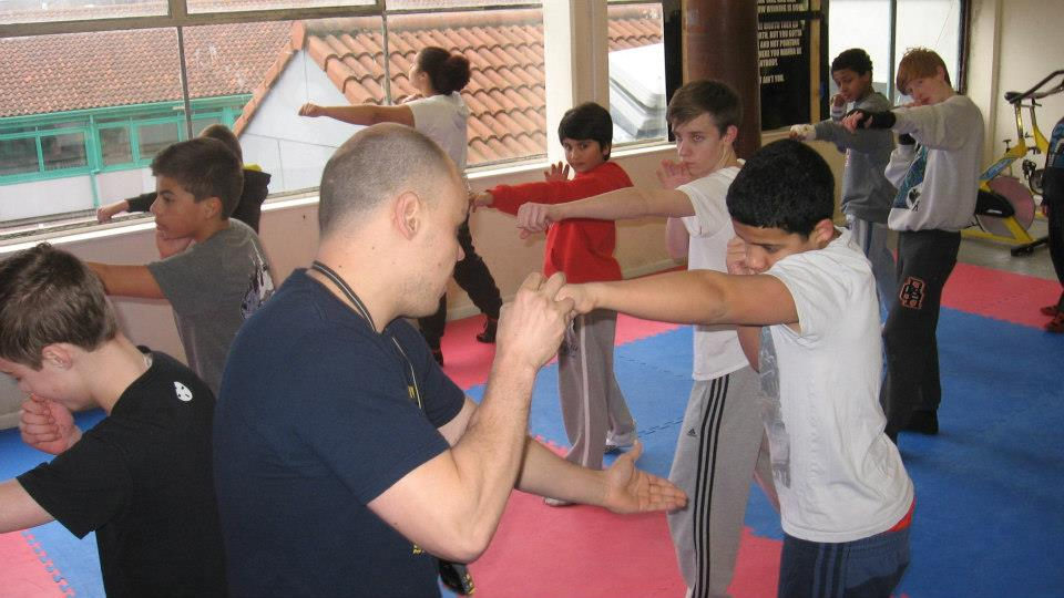 Team Hizo Kids Boxing Portslade