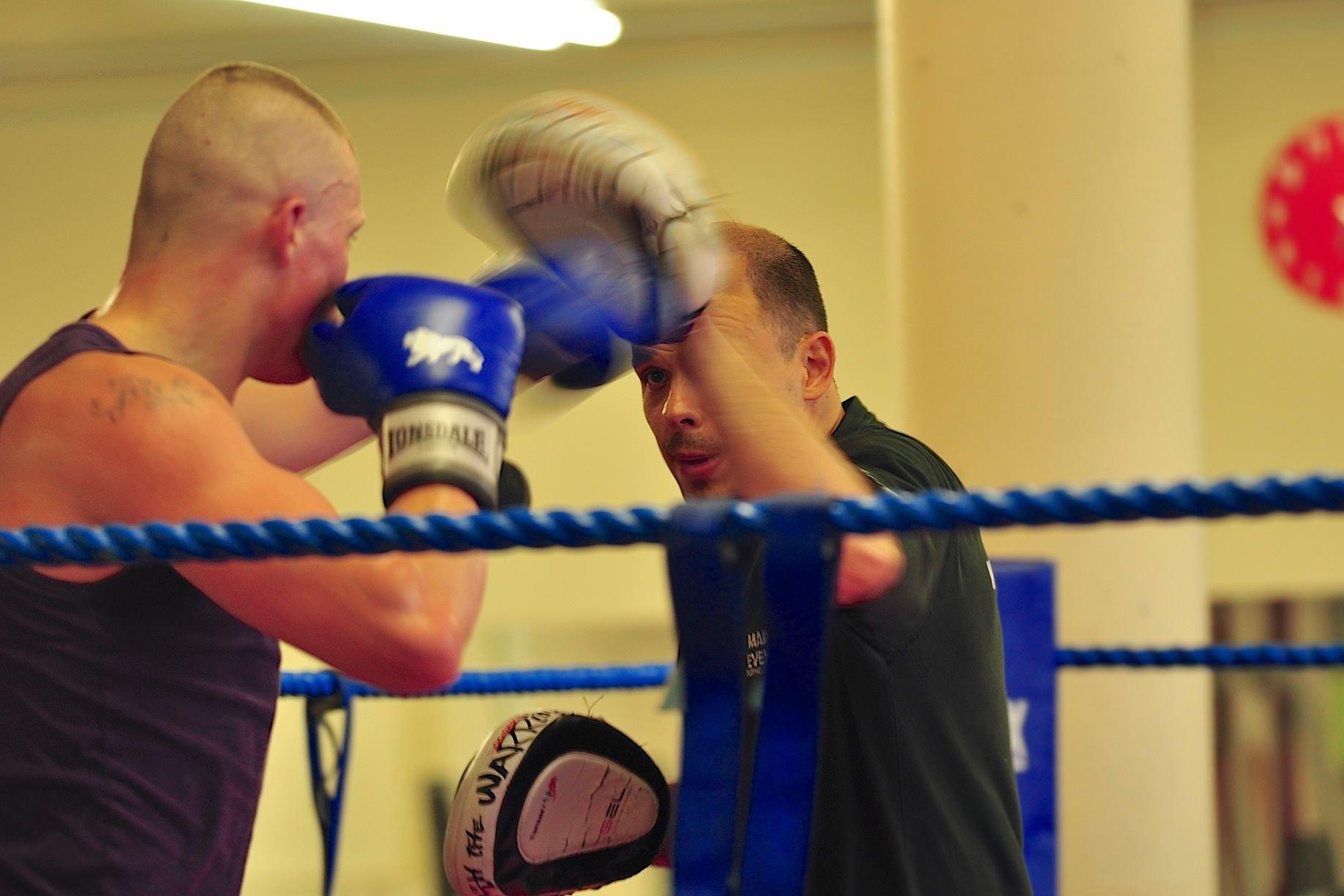 Team Hizo Boxing Fitness Brighton