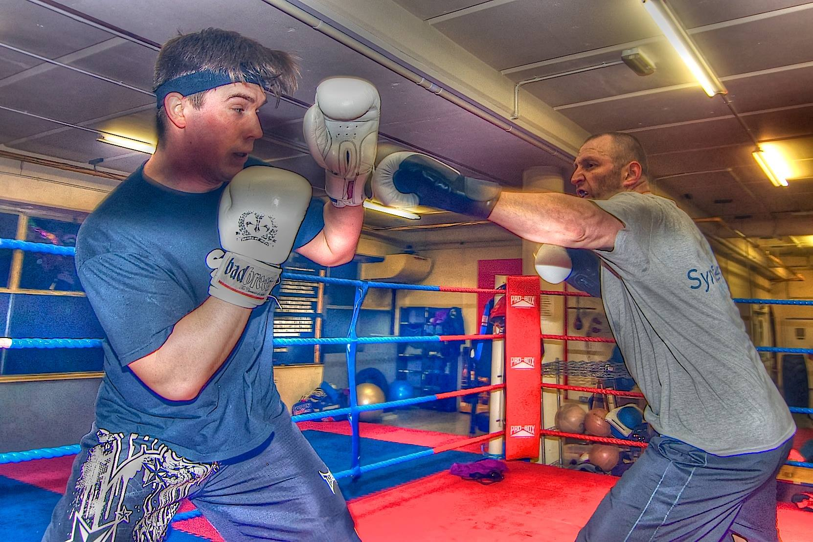 Team Hizo Boxing Gym Portslade