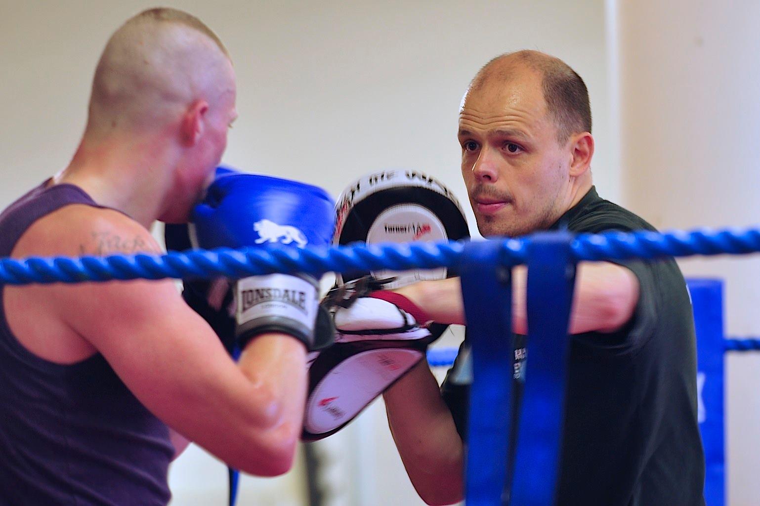 Team Hizo Boxing Classes Portslade